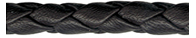Nappa Hand Braided Leather Cord